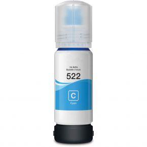 Bouteille D'encre Cyan Compatible Epson T522 (T522220-S)