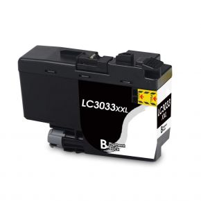 Cartouche Compatible Brother LC-3033 BK Extra Large Noir