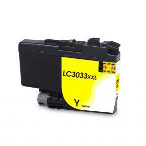 Cartouche Compatible LC-3033Y Extra Large Jaune