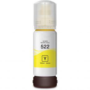 Bouteille D'encre Jaune Compatible Epson T522 (T522420-S)