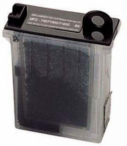 Cartouche d'encre Noir Compatible Brother LC02BK