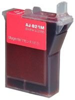 Cartouche d'encre Magenta Compatible Brother LC21M