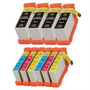 Cartouches d'encre Compatibles Lexmark 100XL Haut Rendement (Ensemble de 10 cartouches)
