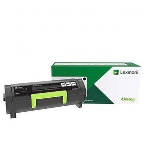 Cartouche Toner Laser LEXMARK Originale OEM 58D1U00 / 58D0UA0 Extra Haut Rendement Noir