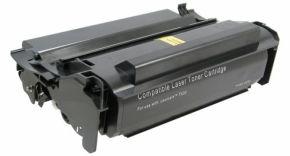 Cartouche Toner Laser Noir Réusinée Lexmark 12A8325 / 12A8425 Haut Rendement