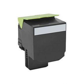 Cartouche Toner Laser réusinée LEXMARK (70C1XK0) 701XK - EXTRA Haut Rendement Noir
