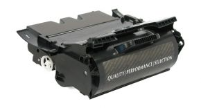 Cartouche Toner Laser Noir Compatible Lexmark X644H11A Haut Rendement