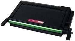 Cartouche Toner Laser Magenta pour Imprimante Samsung CLP-M600A