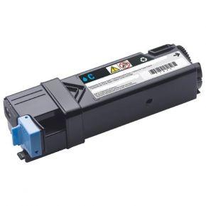 Cartouche Toner Laser Dell 331-0716 (THKJ8) Cyan Réusinée Haut Rendement