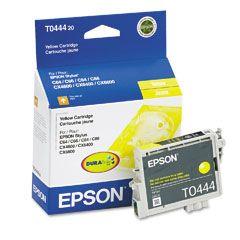 Cartouche d'encre Jaune d'origine OEM Epson T044420 (T0444)