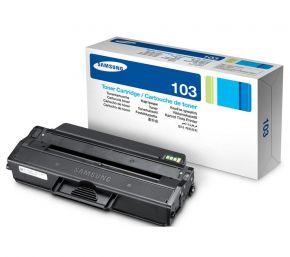 Cartouche Toner Laser Noir d'origine OEM Samsung MLT-D103L Haut Rendement