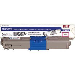 Cartouche Originale Toner Laser OEM Magenta Okidata 44469702 (Type C17)