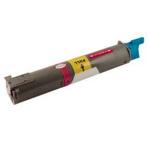 Cartouche Toner Laser Magenta Compatible Okidata 43459302 Haut Rendement pour Imprimante C3400n, C3530MFP & C3600n Series
