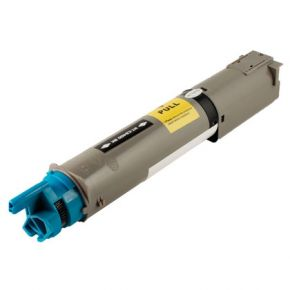 Cartouche Toner Laser Noir Compatible Okidata 43459304 Haut Rendement pour Imprimante C3400n, C3530MFP & C3600n Series