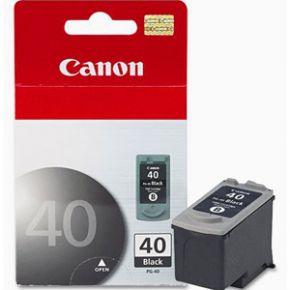 Cartouche d'encre Noir d'origine OEM Canon PG40