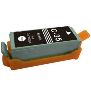 Cartouche Noir Compatible Canon PGI35