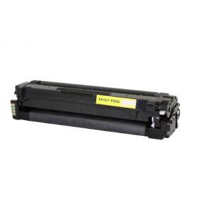 Cartouche Toner Laser Samsung CLT-Y506L Haut Rendement - Jaune