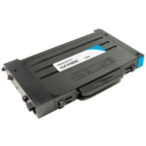 Cartouche Toner Laser Cyan pour Imprimante Samsung CLP-510D5C