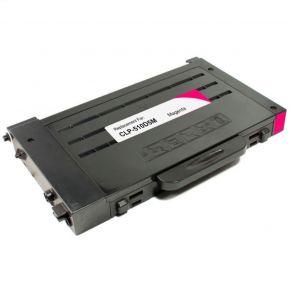 Cartouche Toner Laser Magenta pour Imprimante Samsung CLP-510D5M