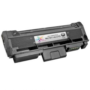 Cartouche Toner Laser Réusinée SAMSUNG MLT-D116L - Haut Rendement Noir