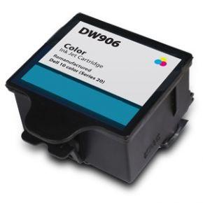 Cartouche d'encre Couleurs Compatible Dell DW906
