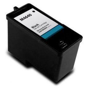Cartouche d'encre Noir Réusinée pour Imprimante Dell M4640 Series 5