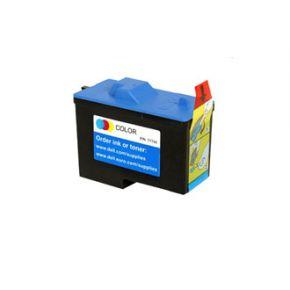 Cartouche d'encre Couleur Réusinée pour Imprimante Dell X0504 / 7Y745 (Series 2)
