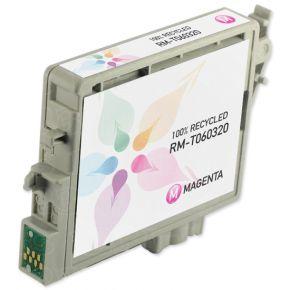 Cartouche d'encre Magenta Réusinée Epson T060320 (T0603)
