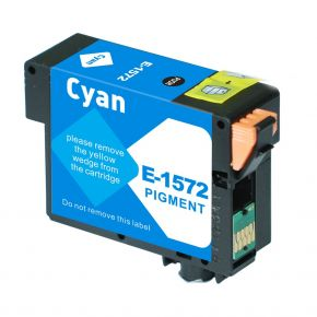 Cartouche d'encre Compatible EPSON T157220 (157) - Cyan