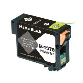 Cartouche d'encre Compatible EPSON T157820 (157) - Matt BK