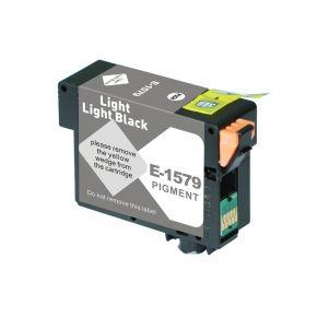 Cartouche d'encre Compatible EPSON T157920 (157) - Light Light BK