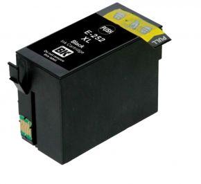 Cartouche d'encre Noir Compatible Epson 252XL - T252XL120 Haut Rendement