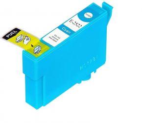 Cartouche d'encre Cyan Compatible Epson 252XL - T252XL220  Haut Rendement