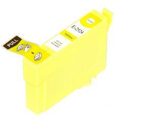 Cartouche d'encre Jaune Compatible Epson 252XL - T252XL420  Haut Rendement