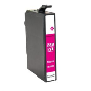 Cartouche d'encre Magenta Compatible Epson 288 XL (T288XL320) Haut Rendement