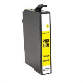 Cartouche d'encre Jaune Compatible Epson 288 XL (T288XL420)  Haut Rendement