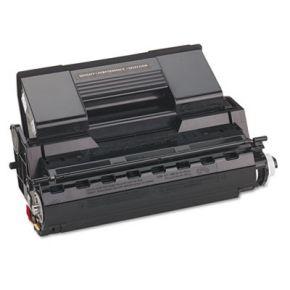 Cartouche Toner Laser Noir Réusinée Lexmark T654X11A Extra Haut Rendement pour Imprimante T654, T656
