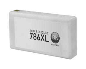 Cartouche d'encre Compatible pour EPSON 786XL - T786XL120 - Haut Rendement Noir