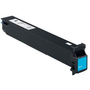 Cartouche Toner Laser Cyan Compatible Konica-Minolta A0D7431/TN314C pour Imprimante Bizhub C353