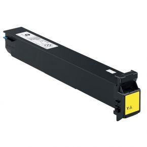 Cartouche Toner Laser Jaune Compatible Konica-Minolta A0D7231/TN314Y pour Imprimante Bizhub C353