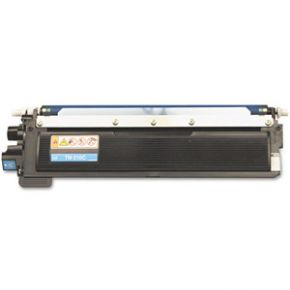 Cartouche Toner Laser Cyan Compatible Brother TN210C