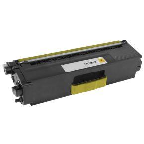 Cartouche Laser Toner Compatible BROTHER TN331Y TN336Y - Haut Rendement - Jaune