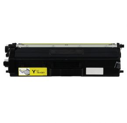 Cartouche Laser Toner Jaune Compatible BROTHER TN436 - Haut Rendement