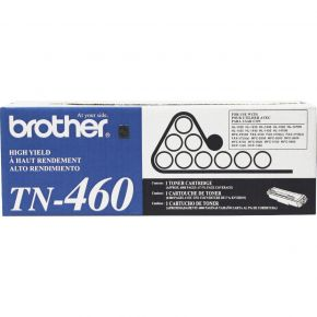 Cartouche Toner Laser Noir Originale Brother TN460 Haut Rendement - OEM