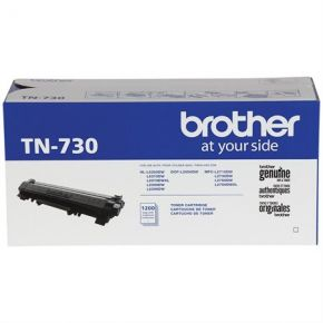 Cartouche Toner Laser Noir Originale Brother TN730 - OEM