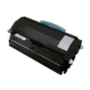 Cartouche Toner Laser Noir Réusinée Lexmark X463H11G Haut Rendement
