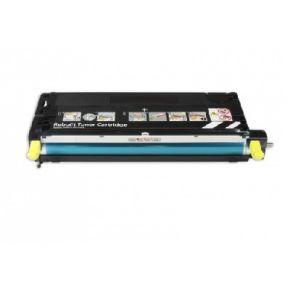 Cartouche Toner Laser Jaune Compatible Lexmark X560H2YG Haut Rendement pour Imprimante X560