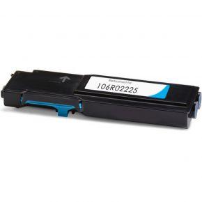 Cartouche Toner Laser Compatible XEROX 106R02225 - haute Capacité - Cyan