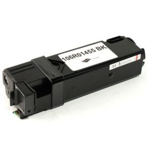 Cartouche Toner Laser Noir Compatible Xerox 106R01455 pour Imprimante Phaser 6128MFP