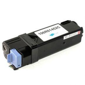 Cartouche Toner Laser Cyan Compatible Xerox 106R01452 pour Imprimante Phaser 6128MFP